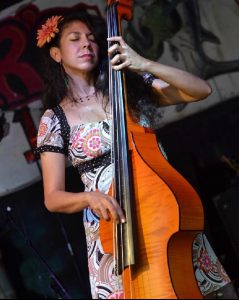 Nilu Jimenez-Ross (upright bass)
